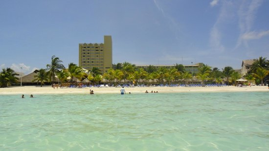 Presidente InterContinental Cancun Resort: La mejor playa