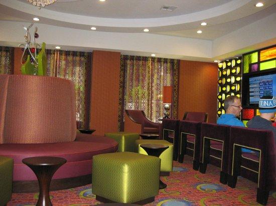 Royal St Charles Hotel Lobby