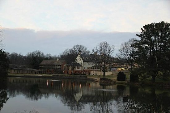 Boar's Head Resort: Pond view