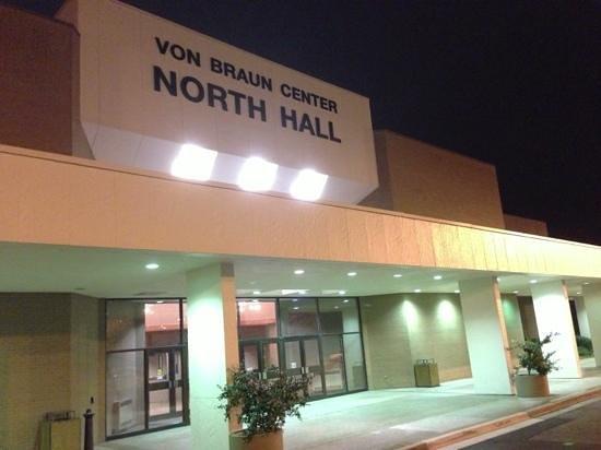 Von Braun Center: North Hall