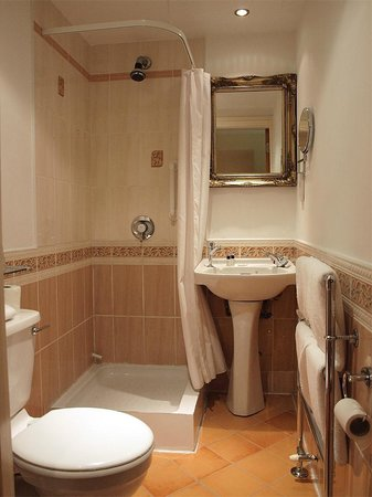 Leesonbridge Guesthouse: Bathroom to Classic Double Room