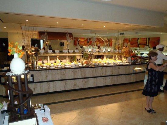 Luxury Bahia Principe Esmeralda Don Pablo Collection: Buffet