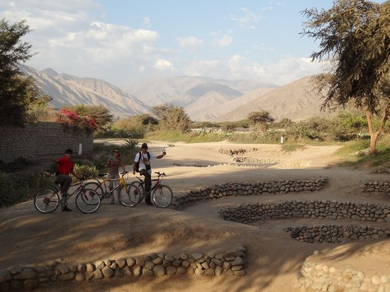 Jat Peru Adventures: acueductos