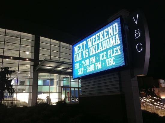 ฮันต์สวิลล์, อลาบาม่า: VBC Arena