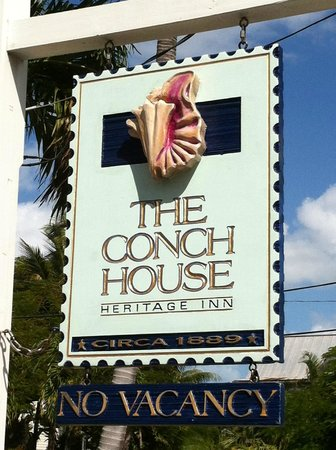 The Conch House Heritage Inn: Our Home While In Key West