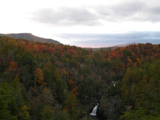 Linville Gorge: Linville Falls