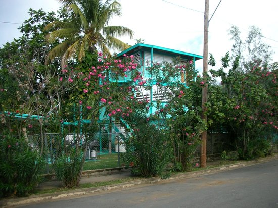 Casita Tropical: The Main House