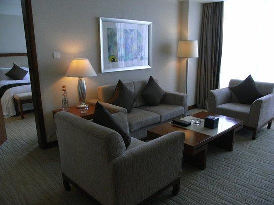 Shenzhenair International Hotel: Suite - Living room