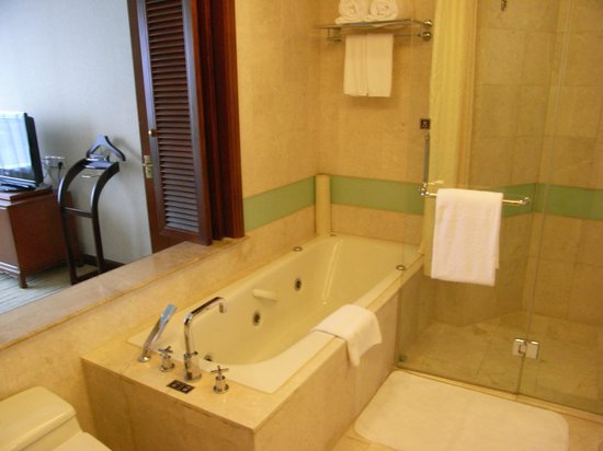 Shenzhenair International Hotel: Suite - Bathroom