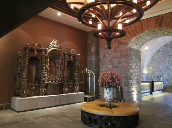 JW Marriott El Convento Cusco: Entrance