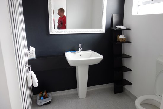 Kaikoura Boutique Hotel: Gorgeous Bathroom