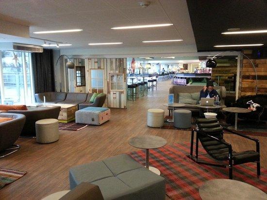 เจเนเรเตอร์โฮสเทลโคเปนเฮเก่น: Lounge