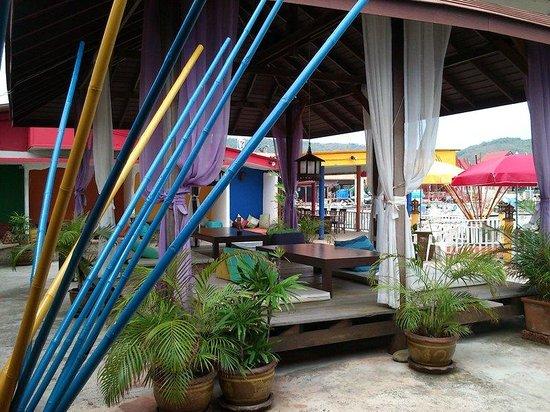 Lareena Resort : Restaurant