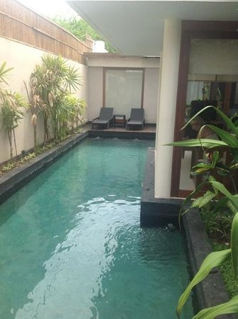 Anantara Vacation Club Bali Seminyak: two bedroom villa with pool