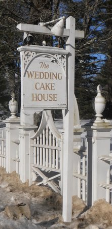 ‪‪Wedding Cake House‬: The Wedding Cake House - Kennebunk/Kennebunkport MAINE‬