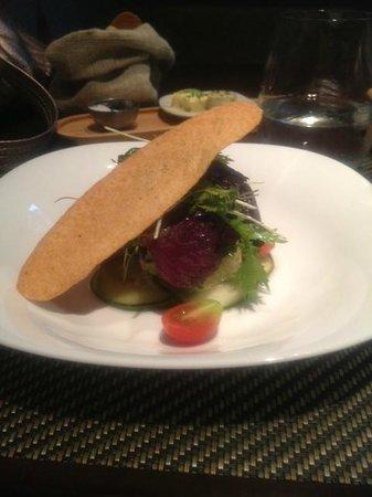 Fierro Hotel Buenos Aires: Salad