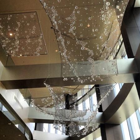 Omni Dallas Hotel: el cielo