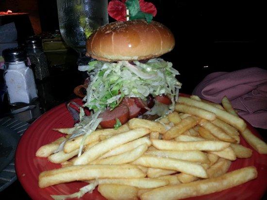 PadreRitaGrill: padre ritaville burger