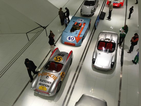 Early Race Cars Picture Of Porsche Museum Stuttgart Tripadvisor