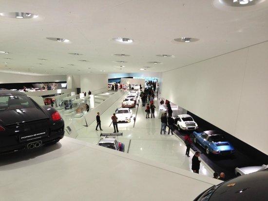 Porsche-Museum: Overview