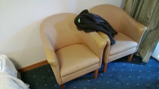 Kingsgate Hotel Greymouth : Room