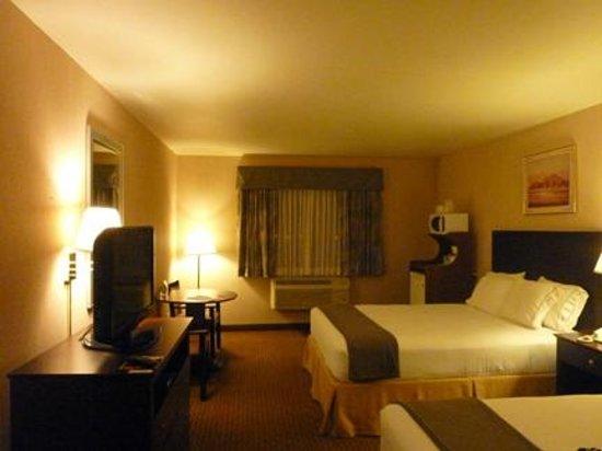 Clarion Inn : 部屋