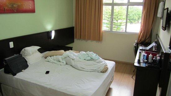 Dom Pedro I Palace Hotel: Room