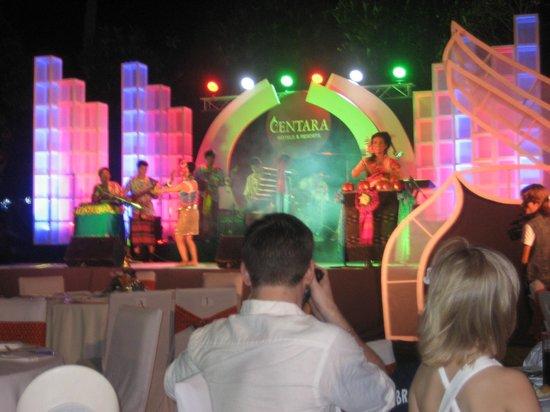 Centara Kata Resort Phuket: Centara Kata Resort gala Dinner NYE 12/13