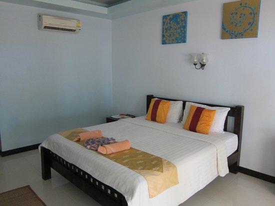 Ananda Villa: ベッド