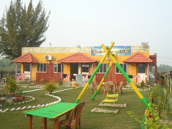 Tajpur Beach Resort : Rooms