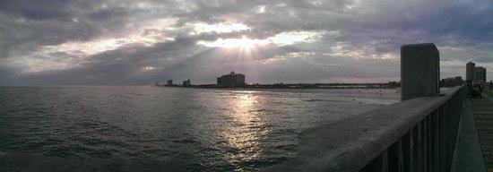 Pensacola Beach Gulf Pier: Pensacola Beach Gulf Pier
