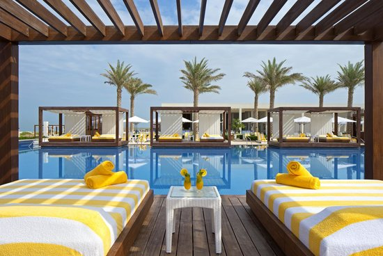 Monte Carlo Beach Club : Pool Cabana