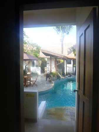 Kuta Lagoon Resort & Pool Villa: Pool Room