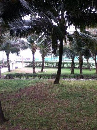 TTC Resort Premium - Ke Ga: view from sea side room.