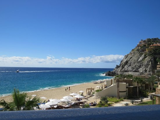 The Resort at Pedregal: View from my room