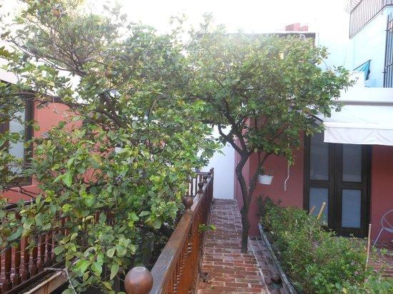 Villa Herencia: Upstairs