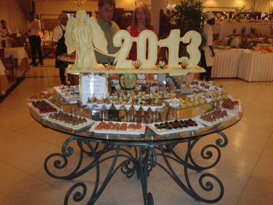 Grand Bahia Principe La Romana: cena fin de ano