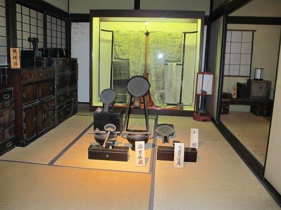 Buke Yashiki: Room for the Lady of the House.