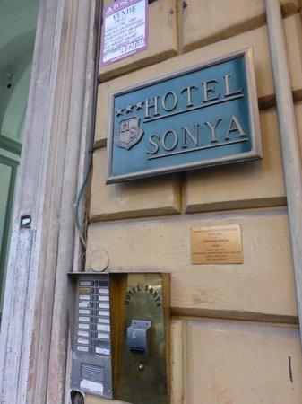 Hotel Sonya: hotel