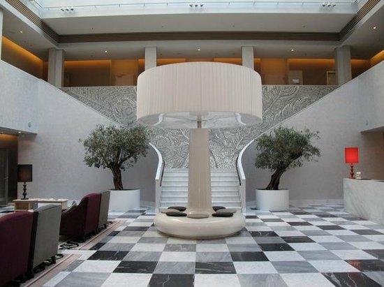 Swissotel Dresden: Lobby