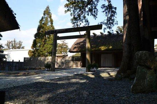 Le sanctuaire d'Ise : 正宮