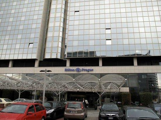 Hilton Prague: Hotel exterior
