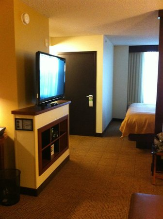 Hyatt Place Sacramento Roseville : Room