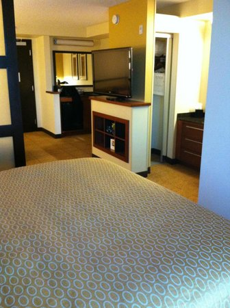 Hyatt Place Sacramento Roseville: room