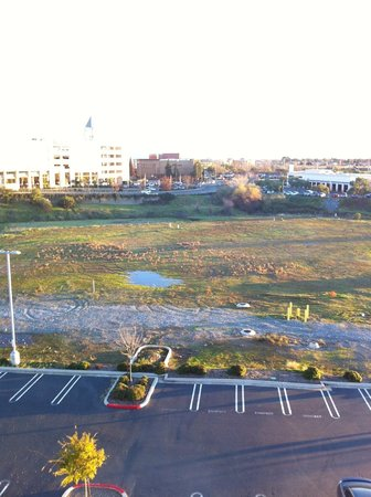 Hyatt Place Sacramento Roseville: View from room