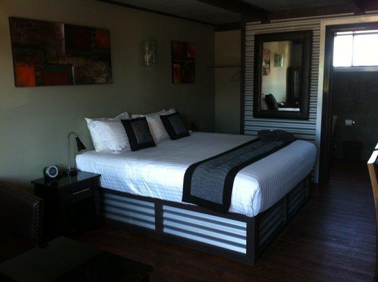 โรงแรมออร์บอสต์: King room
