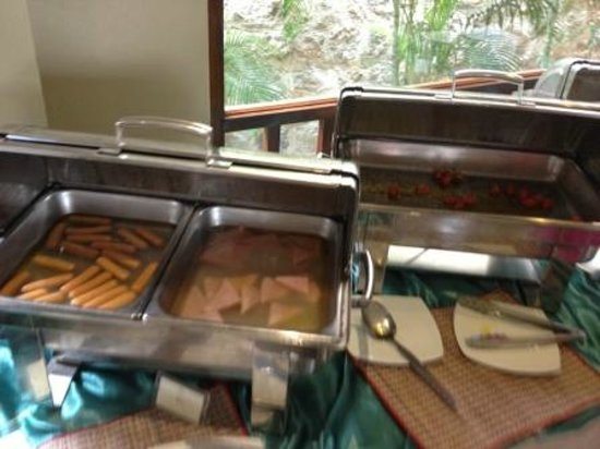 Baan Yuree Resort  and  Spa: Breakfast