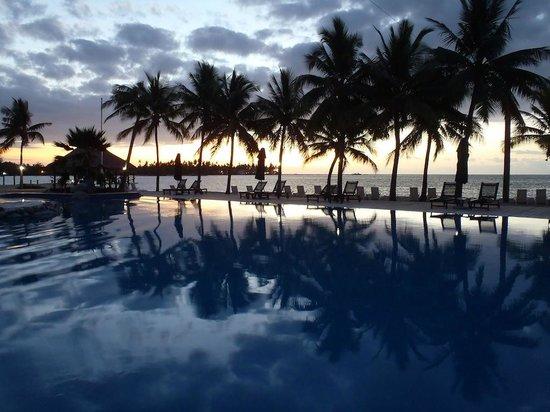 Musket Cove Island Resort: Main Pool