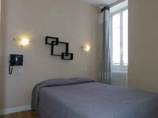 Hotel La Cote Sauvage : Chambre double