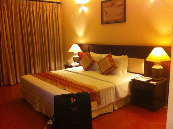 Pandanus Resort: Superior room